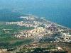 Ferienzentrum Lara Beach aus der Luft