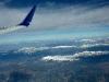 ... über den Wolken ....ab nach Hause !