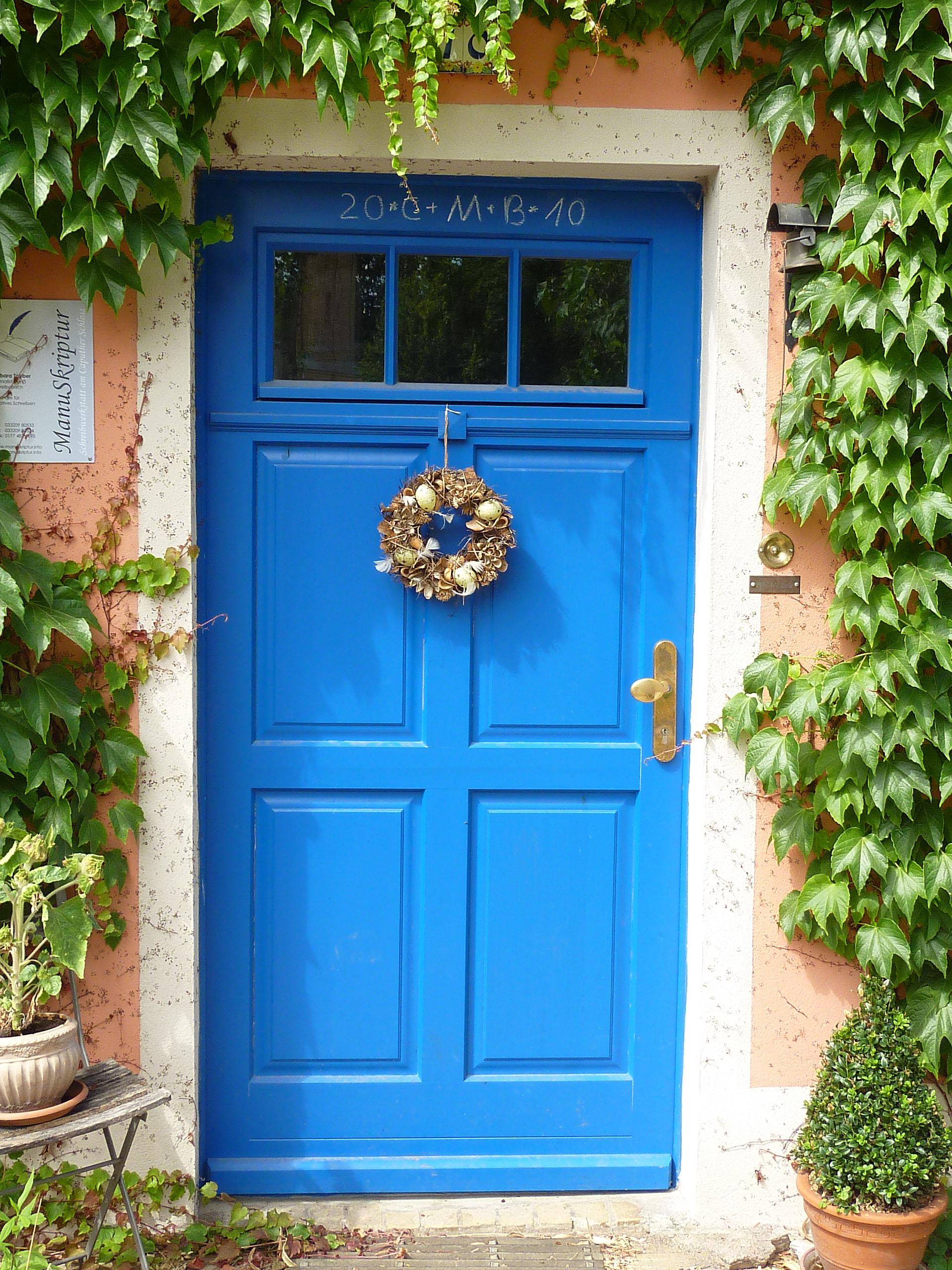 Eingangstüren landhaus  Hellmuts Travelpics » 26_Babelsberg / Potsdam - 25.-27.07.2010
