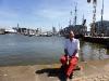 Beim Hafen-Festival