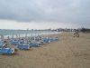 Strand kurz vor Saisonende
