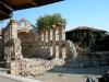 Ruine einer Romanischen Basilica