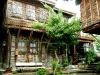 Alte Häuser in Sozopol