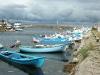 Fischerboote in Sozopol