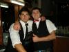 Unsere Barkeeper - Milen und Niki