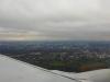 Anflug auf Hannover
