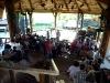 Zuschauer-Raum mit offener Bühne