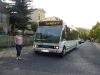 Pendeln mit dem Shuttle-Bus