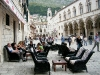 Pred Dvorom - auch Touristenmeile