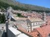 Teil der Stadtmauer mit Minceta Festung