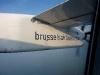 ... mit Brussel Airlines