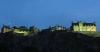 Edinburgh Castle am Abend