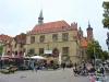 Zwischenstopp in Göttingen - Rathaus