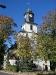 Die Stadtkirche in Zöblitz....