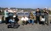 Dixiland-Band auf der Karlsbrücke