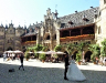 Innenhof Schloss Marienburg