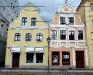 Cottbus, Renovierte Häuser am Markt