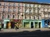 Häuserzeile in der Innenstadt von Zgorzelec