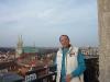 Auf dem Rathausturm