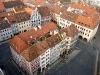 Blick auf den Rathausplatz - Görlitz