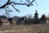 Verfallenes Gutshaus in Polen