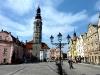 Marktplatz in Bunzlau ( Bolesławiec )