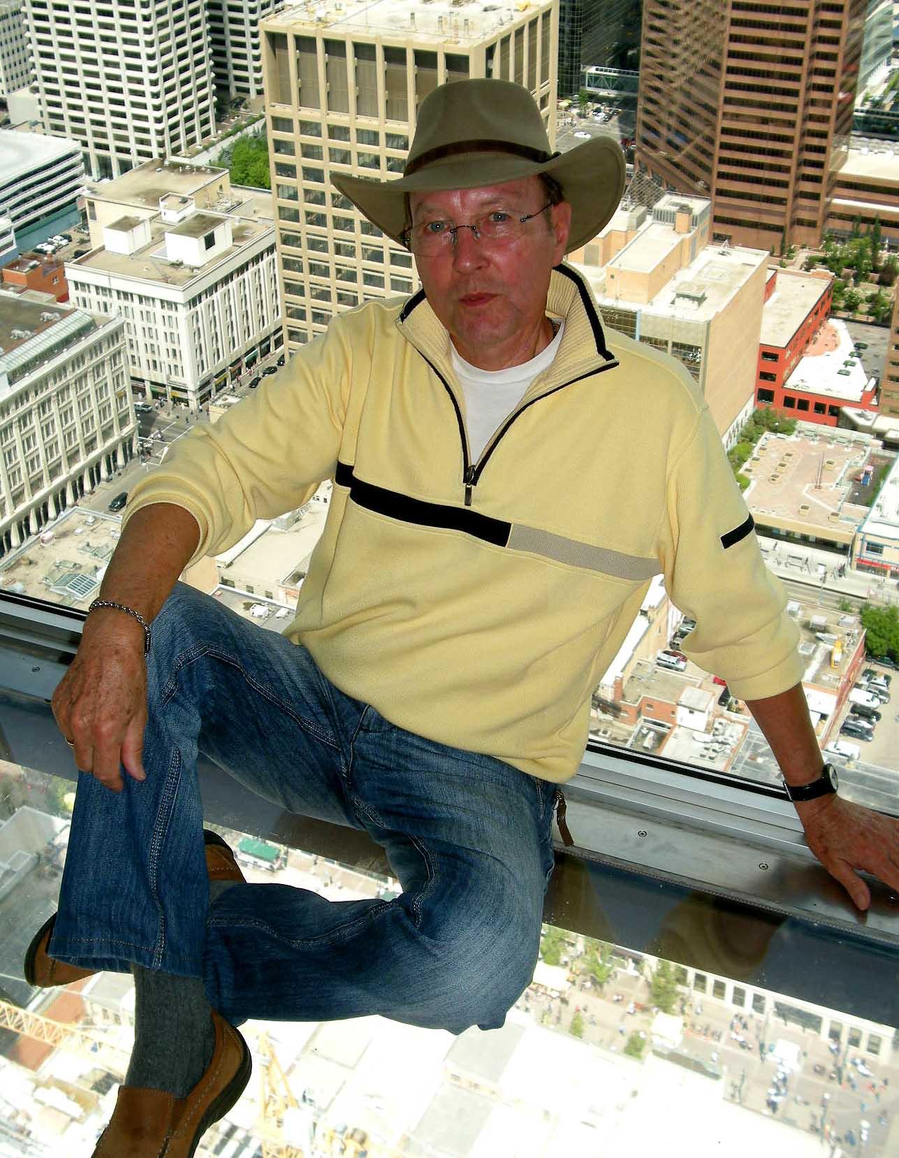 Juli 2009, Fernsehturm in Calgary