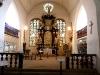 Altarraum Kirche St. Cosmae Stade