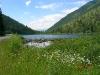 Bear Lake mit Rockies