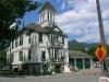 Rathaus in Kaslo am Kootenay Lake