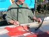 Port Hardy : Lachse zum Verkauf
