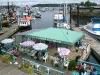 Am Hafen von Nanaimo