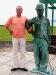Waterville : Charly Chaplin und ich