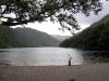 """Im \""""Tal der zwei Seen\"""" nahe Glendalough"""