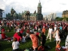 "Party auf dem ""Parliament Hill"""