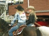 Lauter flotte Cowgirls...