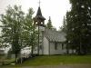 Alte Kirche in Nordegg