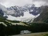 Die Rockies am Icefield