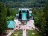 Jasper - Talstation der Jasper Tramway