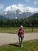 Mount Robson fast ohne Wolken!