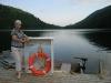 Hallamore Lake vor unserer Haustür