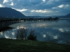 Abendstimmung am Shuswap Lake