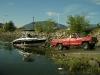 Abholen der Boote