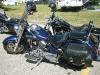 ... und anderer Biker in Nakusp