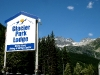 Glacier Park Lodge am Rogers Pass