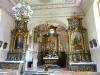 Altar der Kirche in Hirschegg