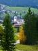 Nah am Ziel : Kirche in Riezlern