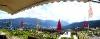 Blick von der Alpe nach Riezlern