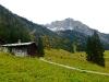 Alpe am Panoramaweg - geschlossen ...