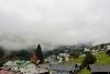 Letzter Tag : Hirschegg im Nebel